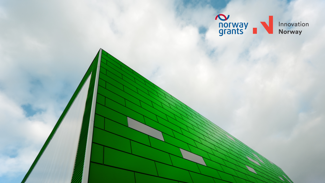 coBuilder Bulgaria is finded by Norway Grants for the development of BIM-enabled green products selection tool