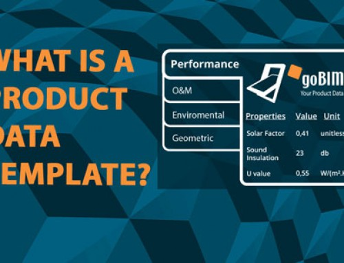 What is a Product Data Template?