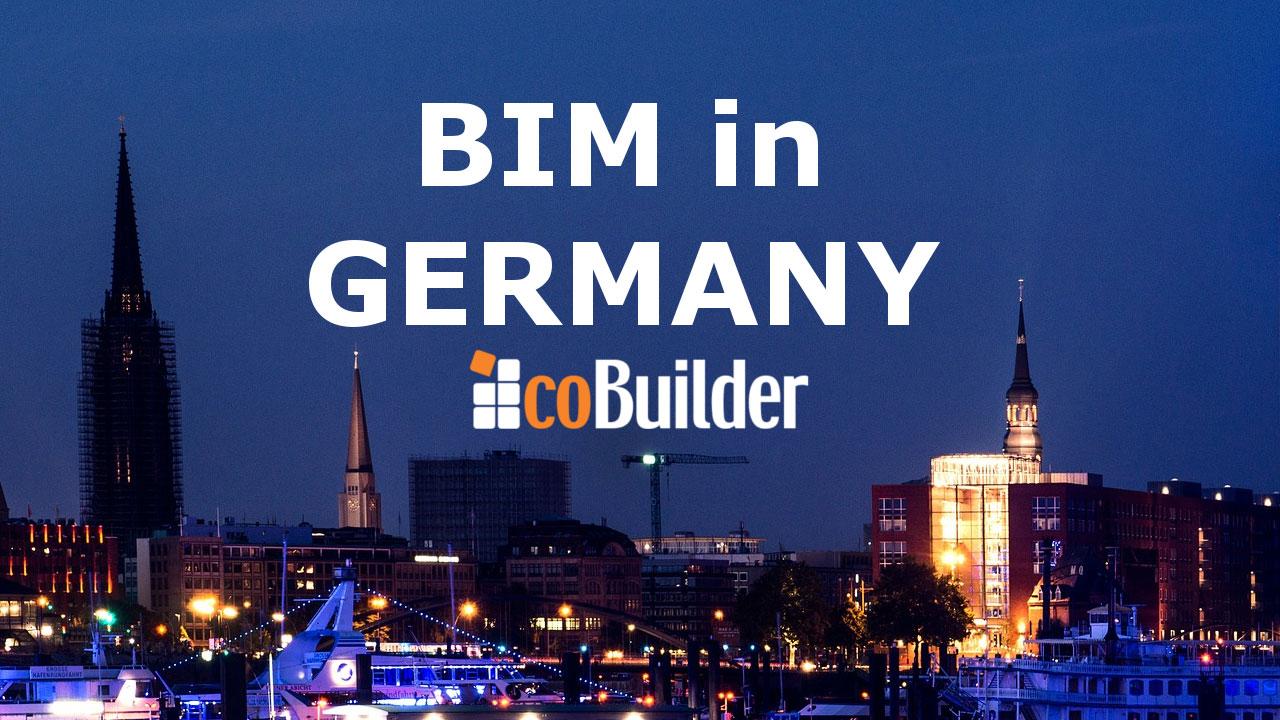 Cobuilder discusses BIM in Germany