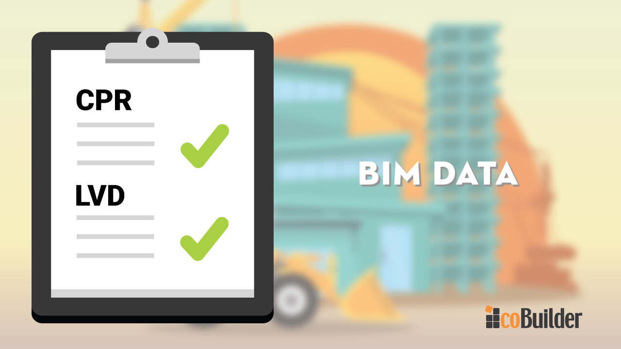 Standard-based properties in BIM software