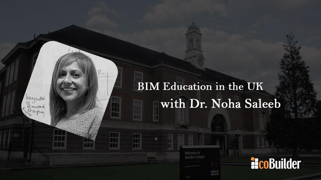 BIM education with Dr. Noha Saleeb