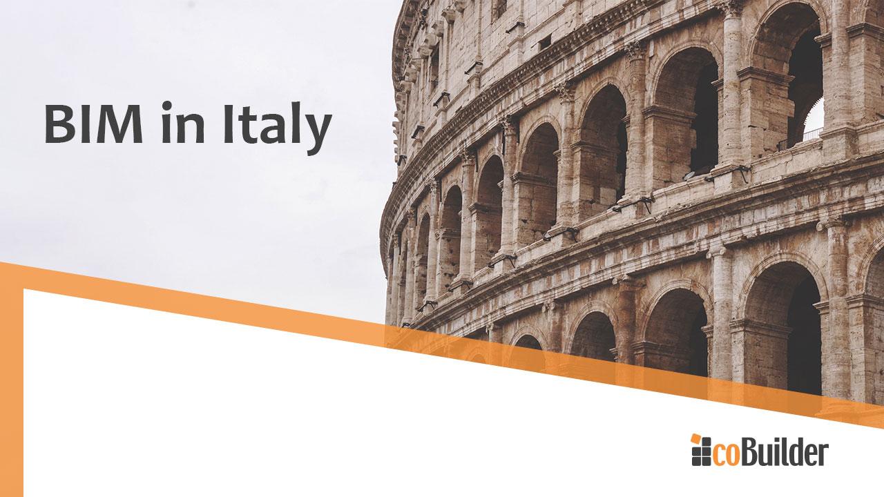 BIM in Italy