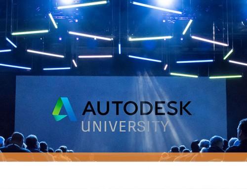 coBuilder at Autodesk University 2017 in Las Vegas