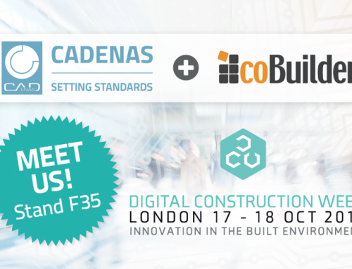 CADENAS and Cobuilder unite to meet the full spectrum of BIM product information management needs