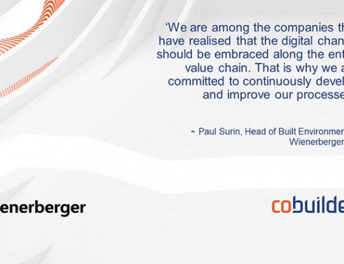 Building the future – Wienerberger AG partners with Cobuilder to create an enterprise-level data model.